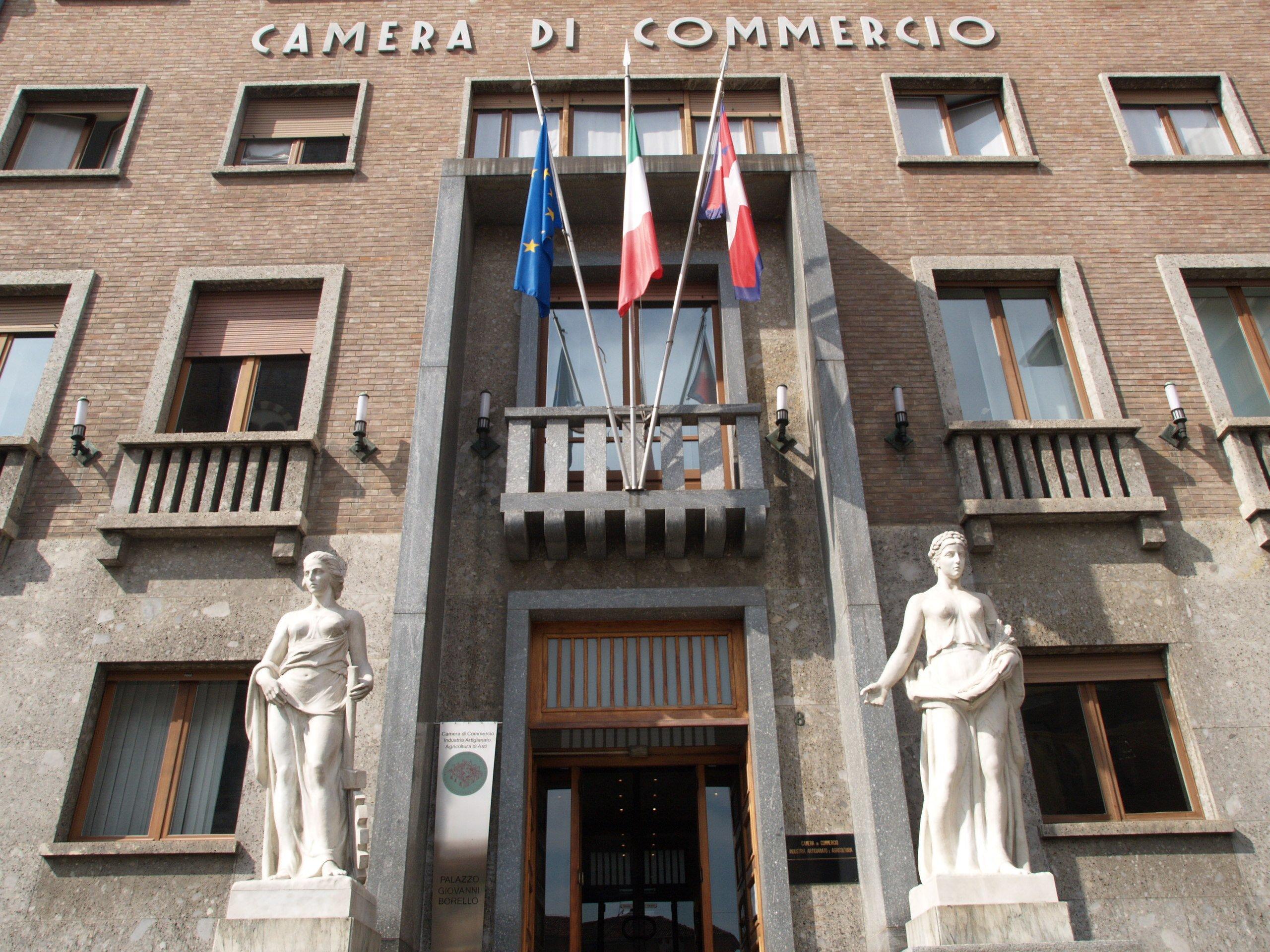 Organizzazione Della Camera Di Commercio : Camera di commercio di asti chi siamo