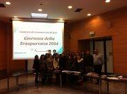 Studenti dell'Istituto Quintino Sella
